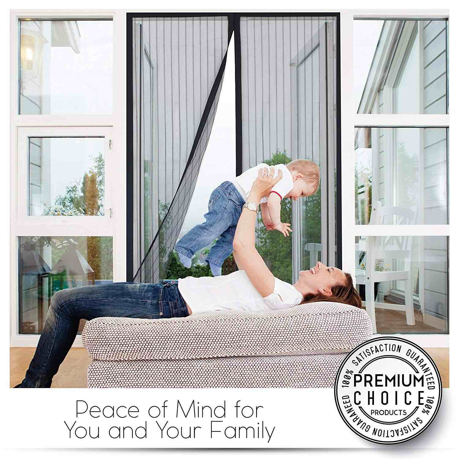 * Magnetic Fly Screen Door | Buy Online - Free Delivery ...