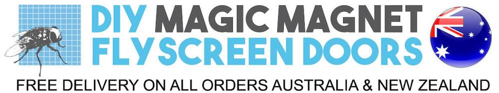 Magnetic Flyscreen Doors | Australia